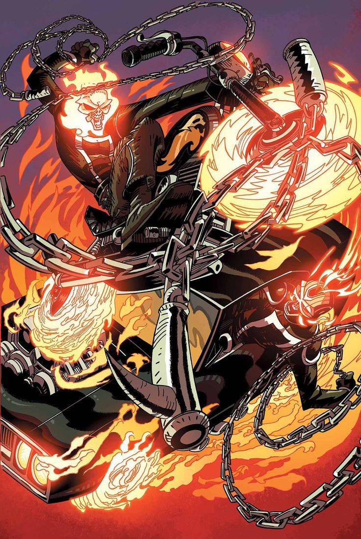 GHOST RIDER VS GHOST RIDER: OLD SCHOOL VS. NEW SCHOOL! - Age vs. Youth, East vs. West, Car vs. Motorcycle! - Can the All-New Ghost Rider stand up to the Spirit of Vengeance, or will Robbie lose his so