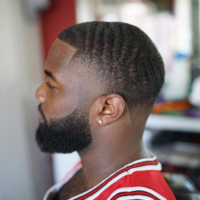 Coiffure homme afro de coiffure noir homme , origine:pinterest.com. Top 100 Coiffures Homme Noir | Coiffure homme noir ...