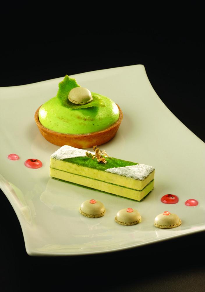 Dessert by Iginio Massari