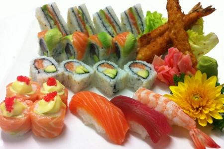 A myriad of Sushi