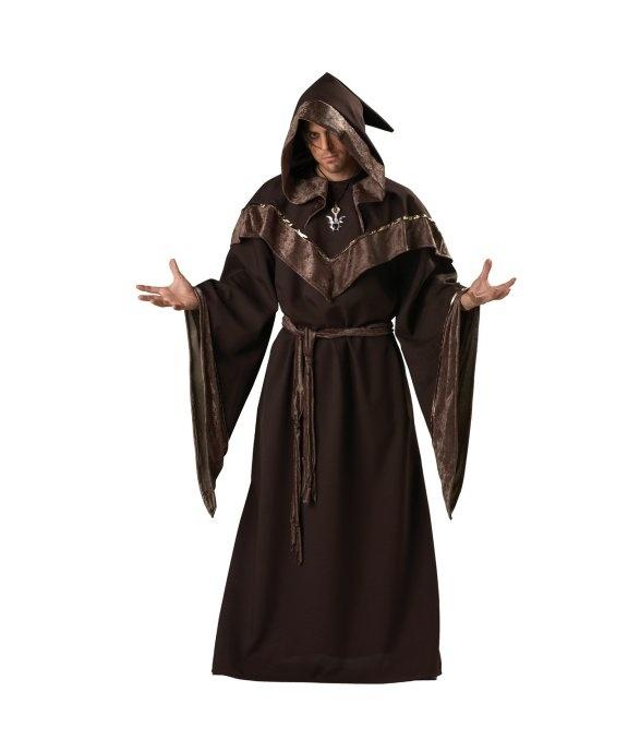 Elite Dark Sorcerer Mens Costume