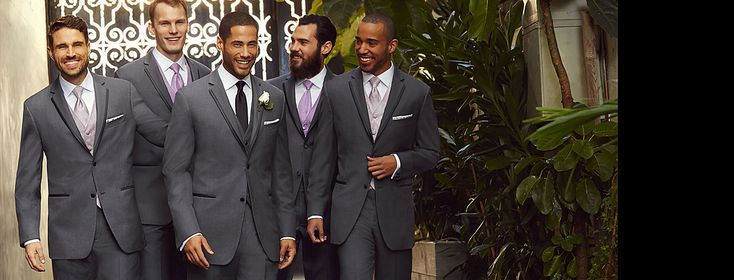 Online Tuxedo Rentals for Wedding Parties & Groomsmen by Men's Wearhouse