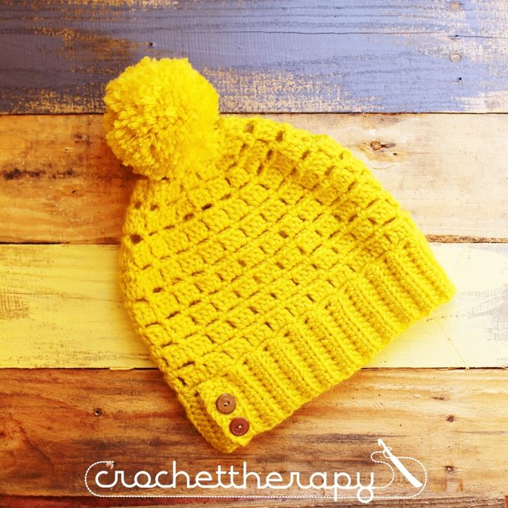I'm so excited to share this pattern with you! I think the canary yellow is so nice and cheerful that I call this hat the Bee's Knees  . The hat makes me happy and it's so comfy that I have found myself wearing it a lot. The free crochet block stitch hat pattern is […]