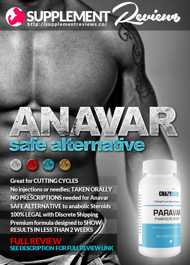 #Anavar Safer Alternative to Anavar for Sale P-Var Elite Series is safer than standard Anavar for sale. It will provide one with a more cut and lean look while still preserving his/her muscle mass.    For full review, click here --> http://supplementreviews.co/safer-alternative-to-anavar-for-sale