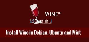 Wine 1.8.5 Stable Released - Install on Debian, Ubuntu and Linux Mint