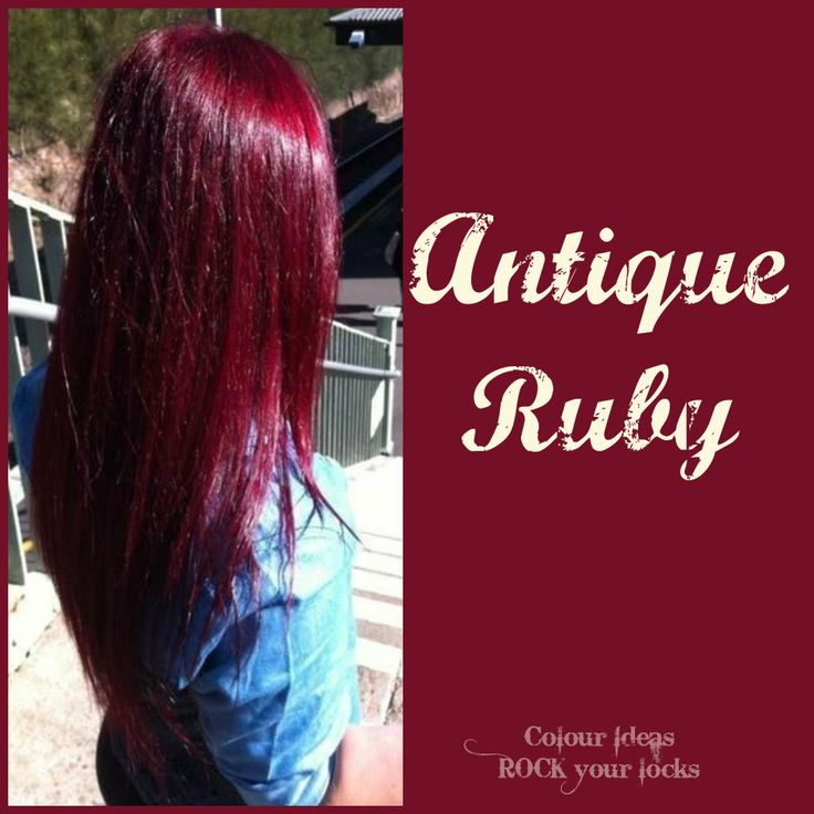 Red Hair Colour Inspiration ♡ Rock your Locks