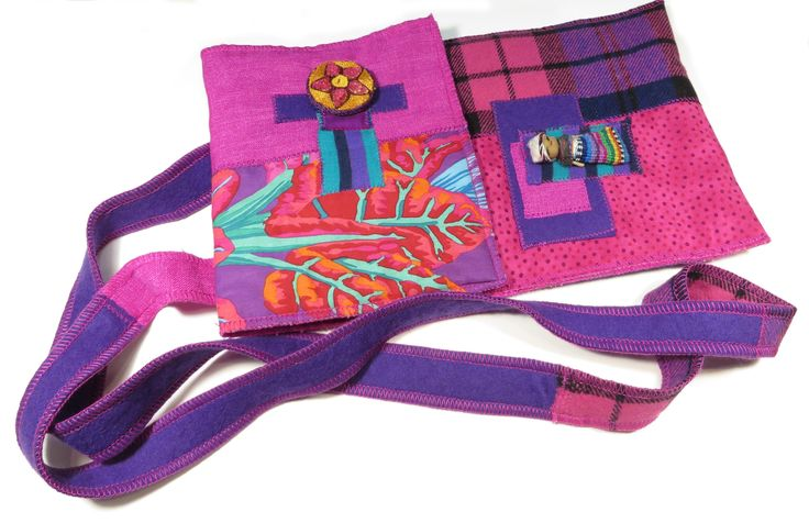 Ro Bruhn another mag I've made using scrap fabrics