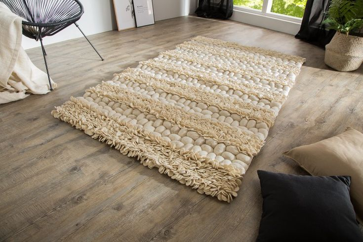 Luxusný koberec z vlny PATH NATURAL II.