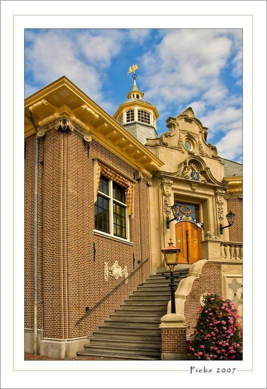 Stadhuis (City Hall) Zandvoort (Holland)