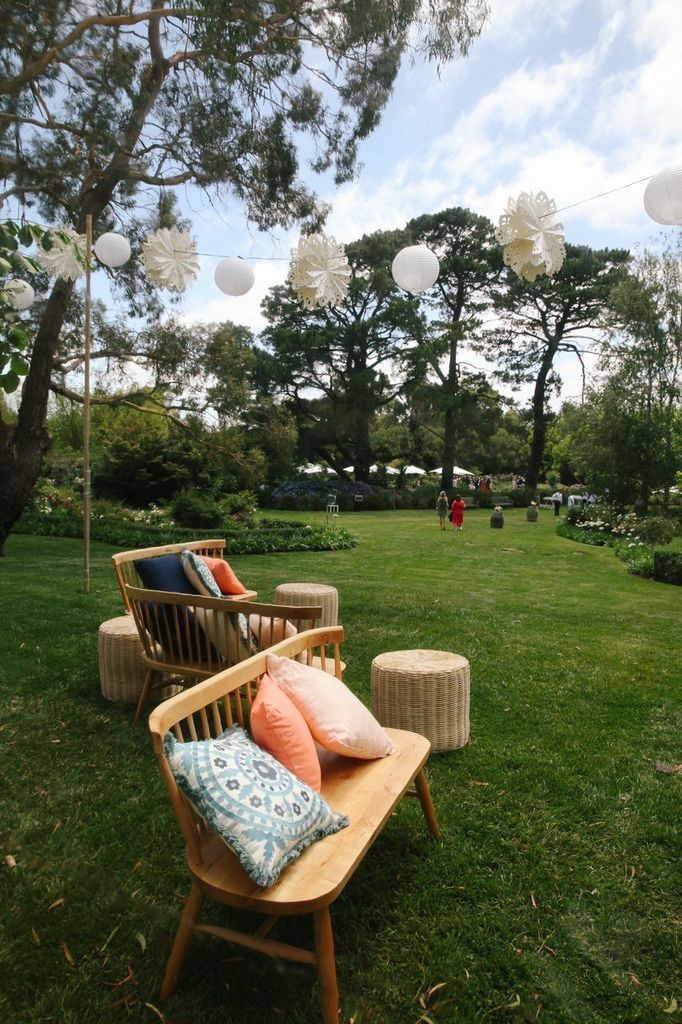 Backyard Remodel Bay Area :  Weddings on Pinterest  Bay leaves, Catering and Country weddings