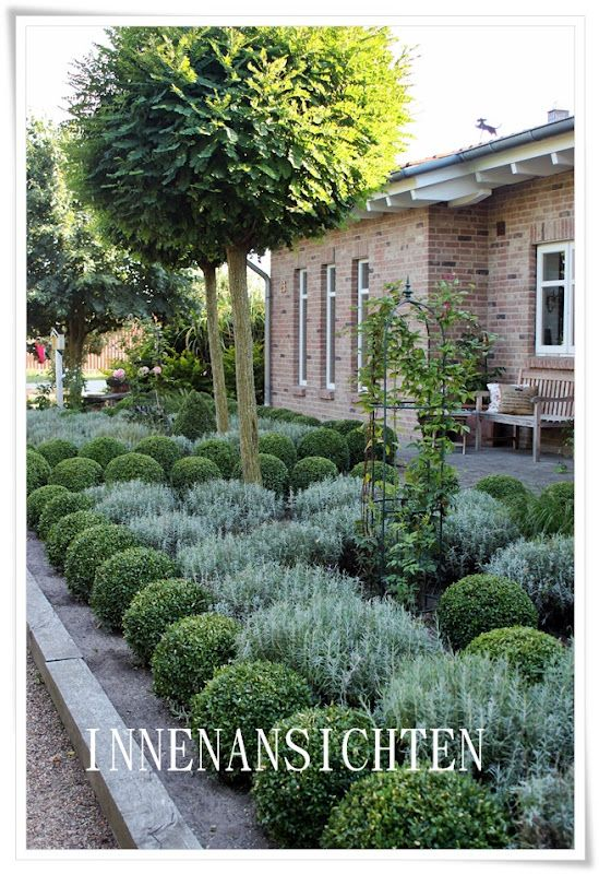 INNENANSICHTEN: Garten