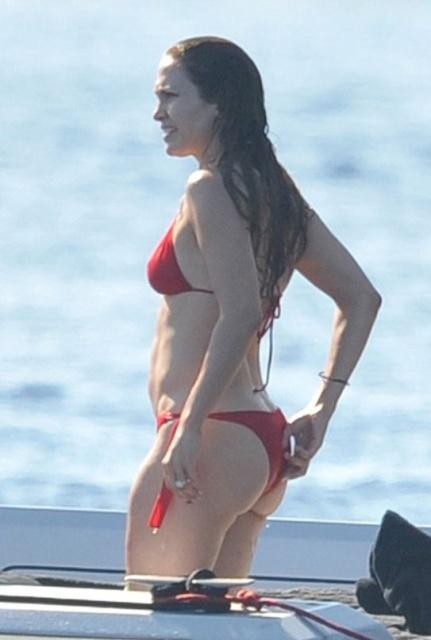 Jennifer Lopez Red Bikini | CELEBRITIES in Bikini ...