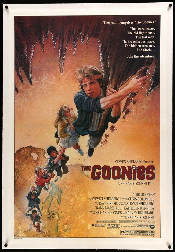 Goonies (1985) in 2020 Movie posters, Poster prints