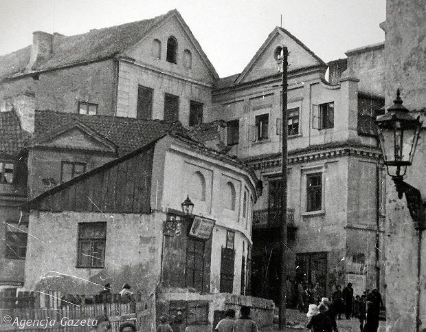 Lublin, Brama Grodzka place, Fot. Wiktor Ziółkowski Muzeum Lubelskie