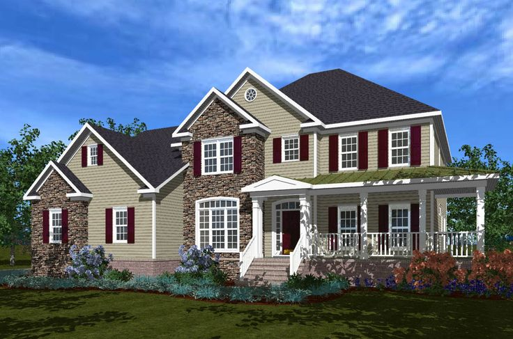 Traditional Home Plan with All the Amenities - 30025RT | 2nd Floor Master Suite, Butler Walk-in Pantry, CAD Available, Corner Lot, Den-Office-Library-Study, Media-Game-Home Theater, PDF, Traditional | Architectural Designs