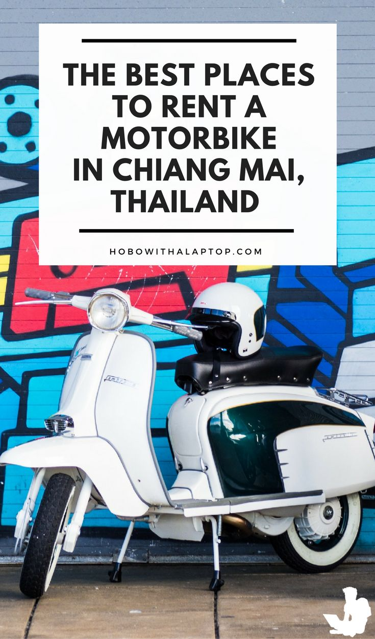 Each of these Chiang Mai bike rental shops have been tried and tested by myself, and my peers. I didn't just open a phone book or do an online search; these are all referred to me by people I know and trust. I provide no guarantees you won't run into trouble, but it's better than fending for yourself. Read more at http://hobowithalaptop.com/where-rent-motorbike-chiang-mai