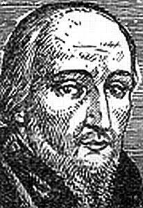 St. Ambrose Edward Barlow, Roman Catholic Benedictine Priest and English Martyr. he was taken from Lancaster Castle, drawn on a hurdle to the place of execution, hanged, dismembered, quartered, and boiled in oil. His head was afterwards exposed on a pike. Feastday: October 25