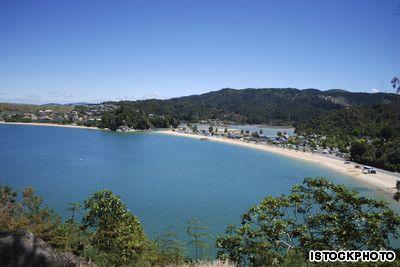 Kaiteriteri beach, Nelson, New Zealand