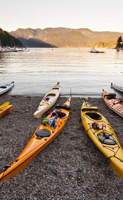 VANCOUVER: Deep Cove Canoe and Kayak