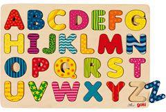 ABC-Puzzle / Goki