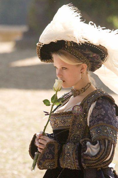 Texas Renaissance Festival - gorgeous German gown