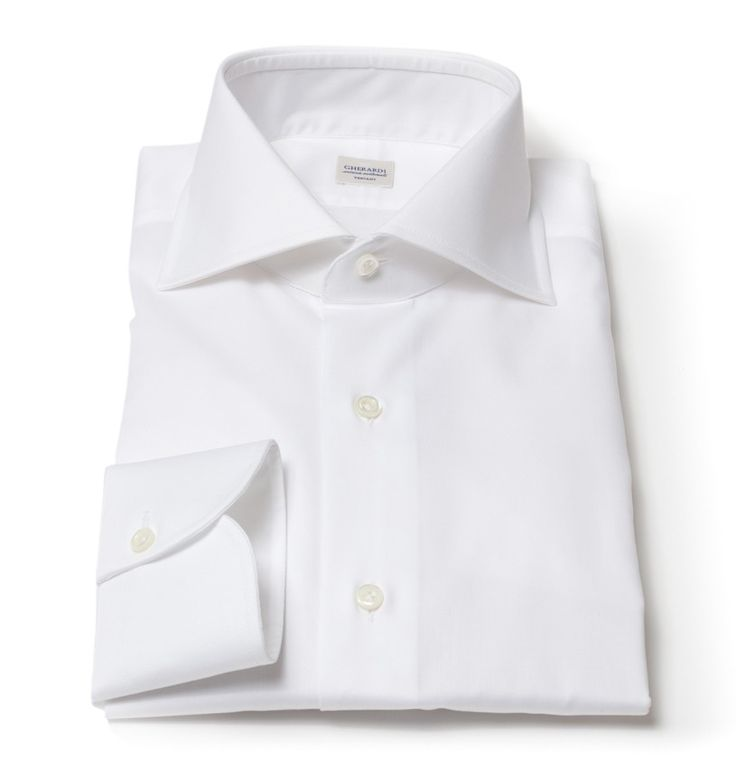 White Shirts:  Alessandro Gherardi is one of the more subtle Italians offering very fine product for the money.