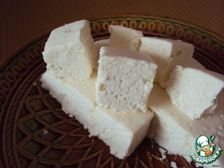 """Сыр  """"Фета"""" ингредиенты"""