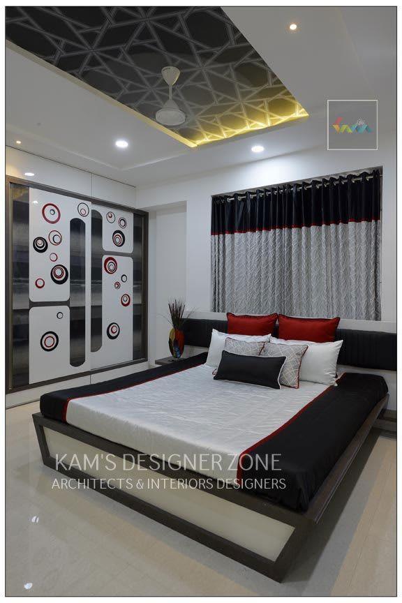 Bedroom Interior Design Modern Style Bedroom By Kams