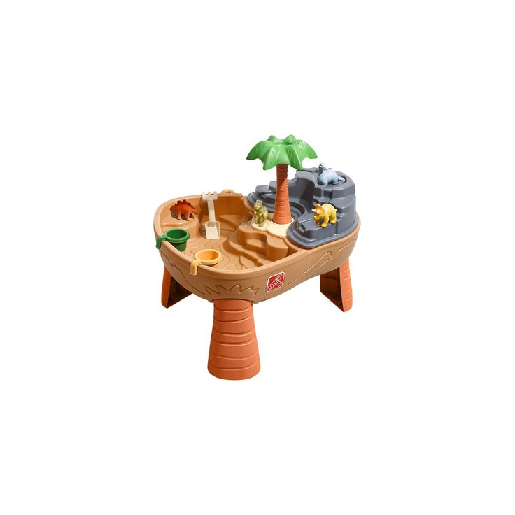 Step2 Dino Dig Sand & Water Table, Tan