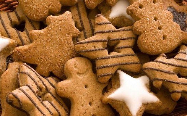Biscoitos Natalinos ...