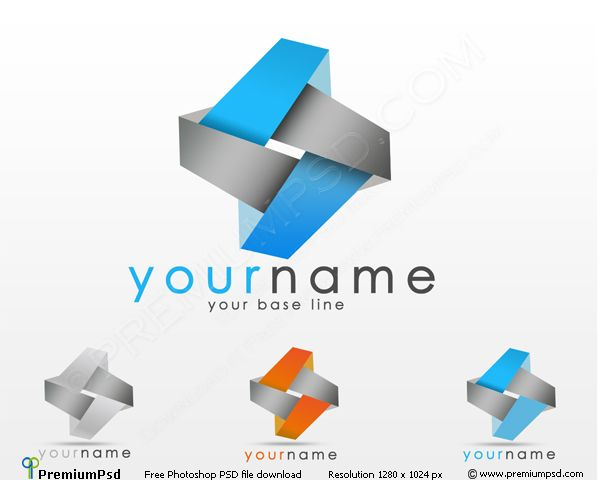 Logo Design | Today You Can Download Free Business Logo Design PSD. You Can  Use