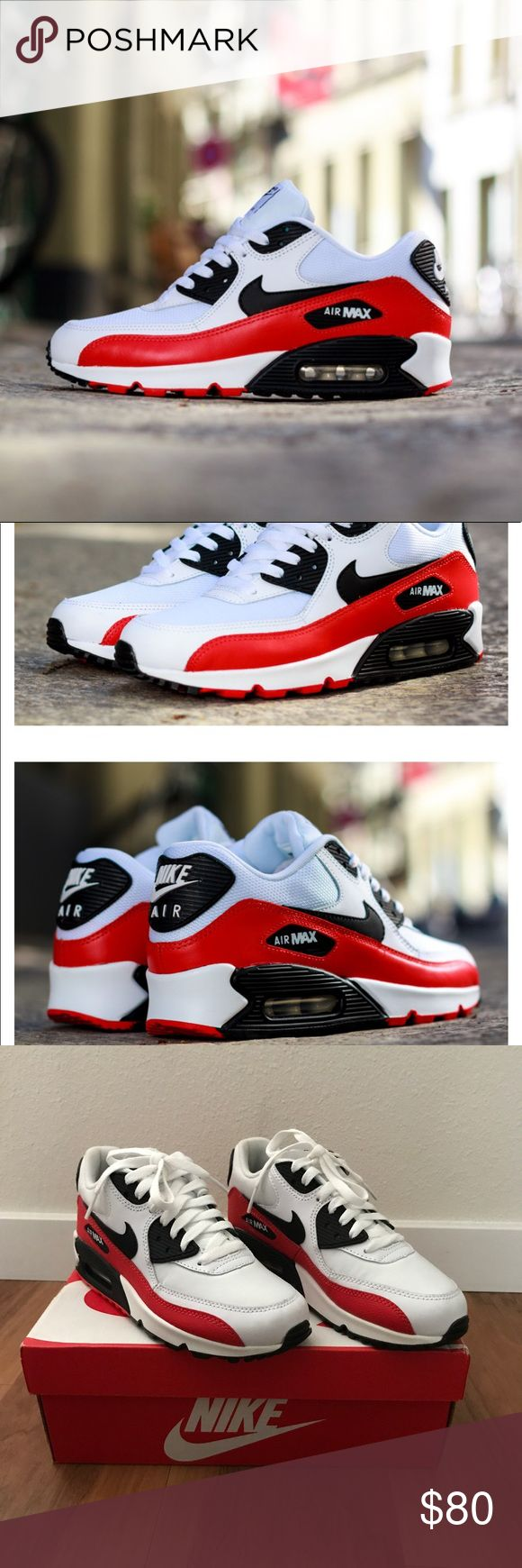 "Nike Air Max 90 Essential ""Light Crimson"" BRAND NEW, NO TRADES Nike Shoes Sneakers"