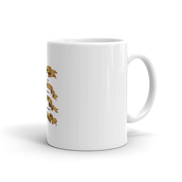 Hogwarts House Traits Mug