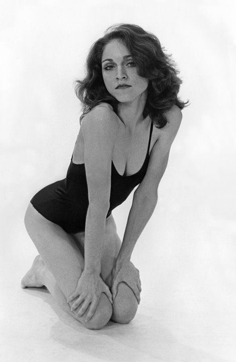 Madonna, 1976.
