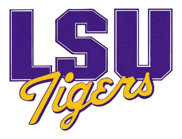 lsu tigers logos football tiger silhouette yellow purple cricut streaming sports 1990 geaux sportslogos 2001 team take alternate prev