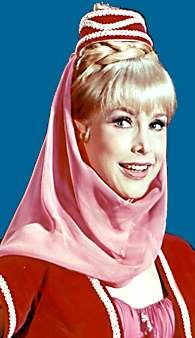 I Dream of Jeannie. I used to stay up really late or wake up early to watch this show and Flipper!!