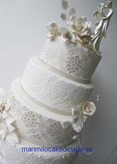 bröllopstårta - Sök på Google