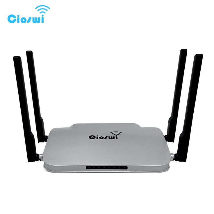 MT7621 gigabit 2.4g 5g routers 512MB RAM usb access point wifi 1200mbps 1 WAN 4 LAN Ports Free Shipping