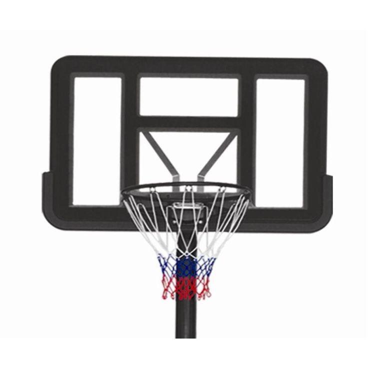 Adjustable Basketball Ring, Backboard & Net | Buy Basketball Equipment