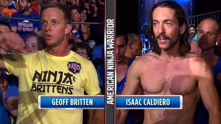 Contestant Loses $1,000,000 After Breaking 'American Ninja' Record Geoff Britten was the first contestant in 7 years of American Ninja Warrior to complete the 4th stage of Mount Midoriyama. Completing the course in the fastest time comes with a $1 million prize. However, Britten's moment to shine ran