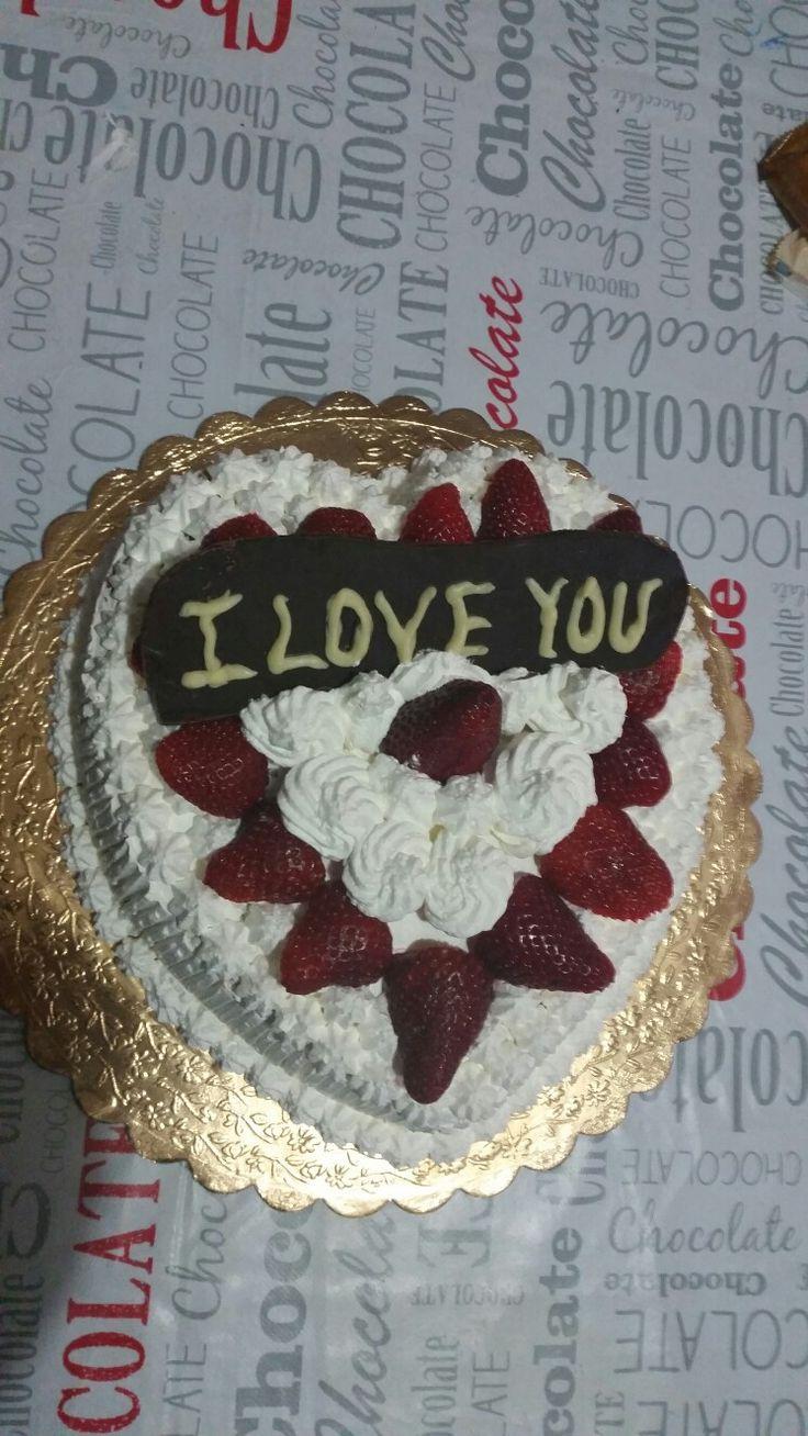 Torta i love You