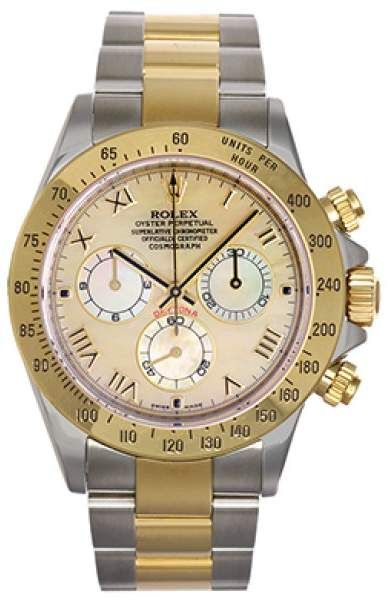 226a4b0ac08 Rolex Daytona 116523 Stainless Steel   18K Yellow Gold Automatic 40mm Men s  Watch