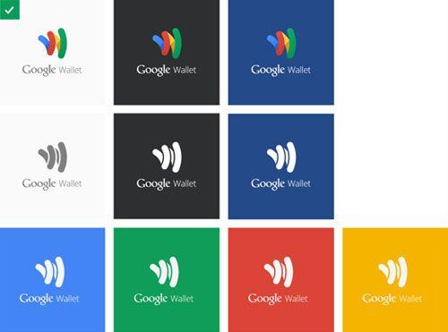 Google Wallet - Brand Guidelines