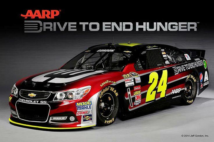 NASCAR CUP: Jeff Gordon 2014 Car Released - Racing News Network