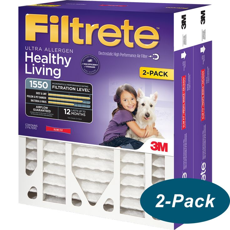 Buy cheap 3m filtrete ultra allergen reduction filter slim