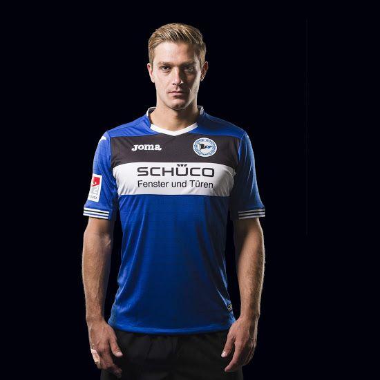 Joma Arminia Bielefeld 17-18 Kits Revealed - Footy Headlines home