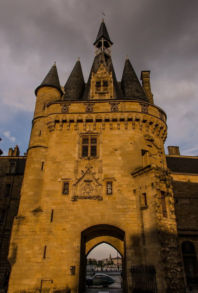 Aquitaine, Bordeaux, France