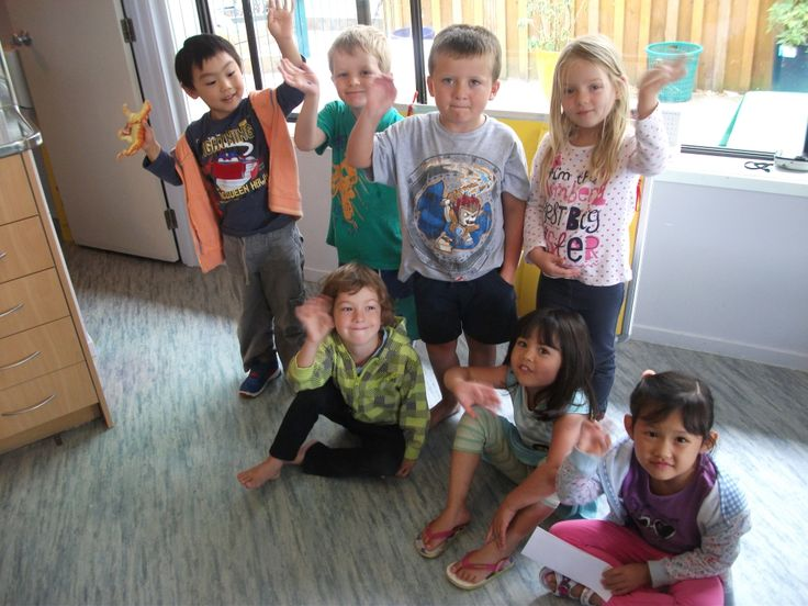 Ethan's last day at daycare with his friends 2014