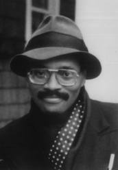 Larry Neal (September 5, 1937 - January 6, 1981) was an essayist, poet and playwright. He was a leader of the 1960's Black Arts Movement, and taught at CUNY, Howard and Yale. His poetry appeared in two volumes, Black Boogaloo (1969) which addressed the African roots of the Black Arts Movement, and Hoodoo Hollerin Bebop Ghosts (1971) concentrating on the experience of the American South. #TodayInBlackHistory