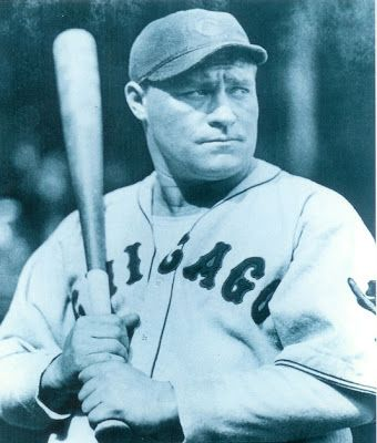 Hack Wilson - Chicago Cubs - OF - His 1930 season with the Cubs is widely considered one of the most memorable individual single-season hitting performances in baseball history. Highlights included 56 home runs, the National League record for 68 years; and 191 runs batted in, a mark yet to be surpassed.